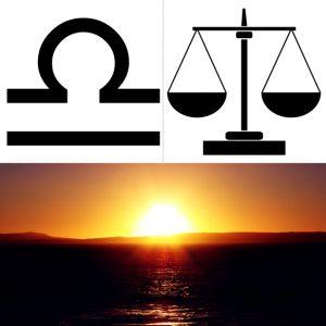 simboli bilancia equinozio d'autunno
