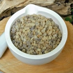 salai guggal boswellia serrata incenso in grani naturale vendita online