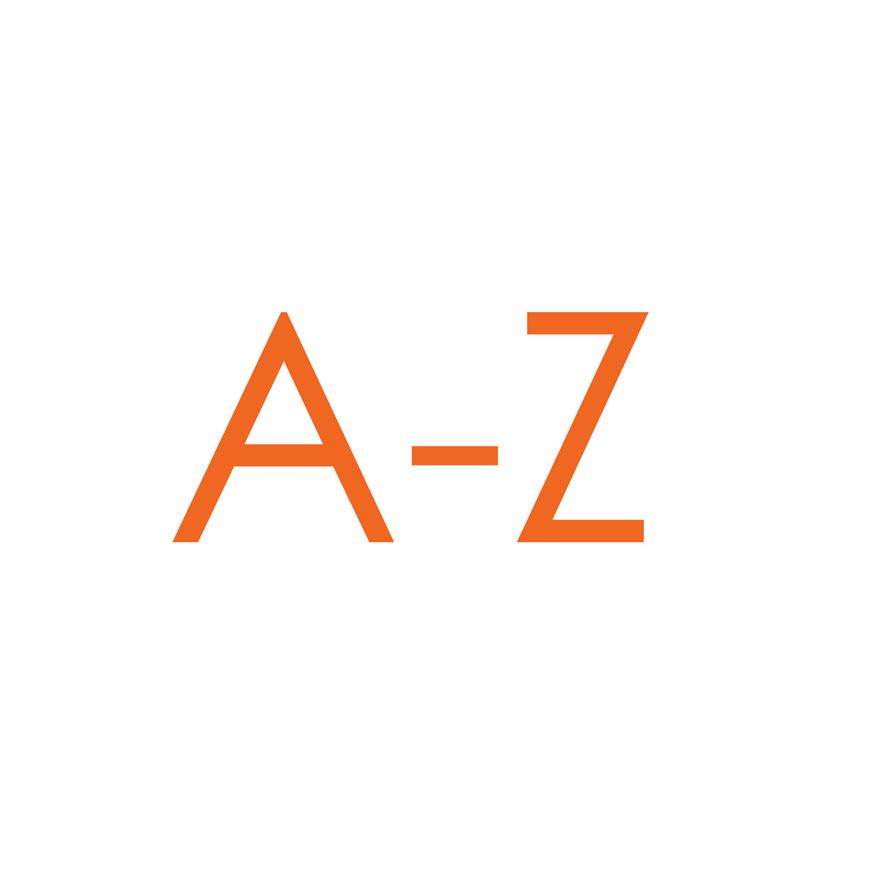 Elenco A-Z